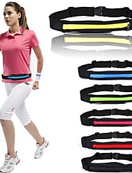 Cell Phone Bag Belt Pouch/Belt Bag Waist Bag/Waistpack Wallet for Hunting Fishing Climbing Riding Racing Leisure Sports Badminton