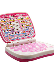 cheap -French and English Language Children Laptop Educational Musical Toys