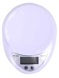 MEGOODO Digital Kitchen Scale (5kg Max/1g Resolution)