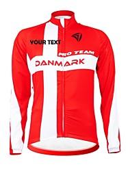 baratos -Kooplus Jaqueta para Ciclismo Mulheres Homens Unissexo Manga Comprida Moto Camisa/Roupas Para Esporte BlusasTérmico/Quente Forro de