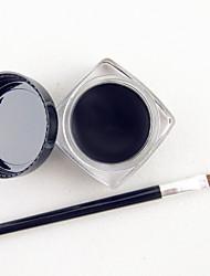 Недорогие -Карандаши для глаз Хаки Составить 1 pcs Глаза Водонепроницаемость Натуральный косметический Товары для ухода за животными