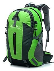 cheap -45 L Hiking Backpack / Cycling Backpack / Waterproof Dry Bag - Waterproof, Rain-Proof, Moistureproof Outdoor Camping / Hiking, Fishing, Climbing Nylon Red, Green, Blue