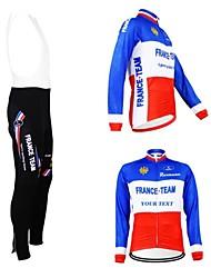 economico -Kooplus Maglia con salopette lunga da ciclismo Per uomo Per donna Unisex Manica lunga Bicicletta Maglietta/Maglia