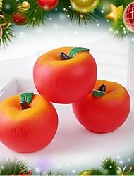 Недорогие -Новогодние принадлежности градиент яблоко разноцветных привело ночь свет цветной рисунок или узор,