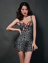 l'impression de léopard jupe style floral lycra une pièce de maillots de bain de paon les femmes