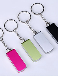 ZP 8GB Pendant Pattern Metal Style USB Flash Drive