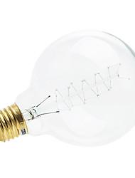 E26/E27 LED Globe Bulbs 1 leds 200-260lm Warm White 2700-3500 AC 220-240