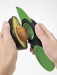 Недорогие -1шт Кухонные принадлежности пластик Творческая кухня Гаджет Cutter & Slicer Для фруктов