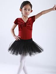 economico -tuta scolastica per bambini in cotone e tulle da 20cm stile elegante per bambini