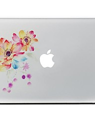 The Flower Design Decorative Skin Sticker  for MacBook Air/Pro/ Pro with Retina Display