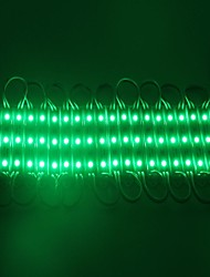 cheap -IP65 Waterproof 0.6W 5050SMD Green Light LED Module Hard Strip Bar Light Lamp (DC 12V, 20pcs)