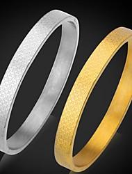 baratos -u7® 316l aço inoxidável pulseira de flores bracelete nunca desaparecer