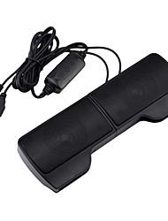 billige -multimedie laptop soundbar, USB oplader, der er egnet til pc, telefon (et par)