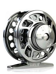 Fiskehjul Flue Hjul 5.3:1 3 Kuglelejer ombyttelig / Højrehåndet / VenstrehåndetHavfiskeri / Fluefiskeri / Spinning / Ferskvandsfiskere /