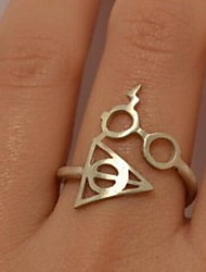 Unisex Harry Port Symbol Ring