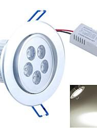 cheap -SENCART 500-550lm LED Ceiling Lights Recessed Retrofit 5PCS LED Beads COB Decorative Natural White 85-265V / CE Certified / FCC