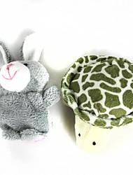 Пальцевая кукла Rabbit / Животные Мультяшная тематика Хобби и досуг Мальчики / Девочки Хлопок / Плюш