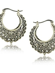cheap -Women's Hoop Earrings - Stylish Silver For Special Occasion / Party / Evening