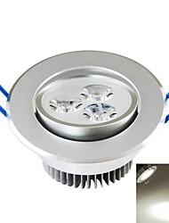 abordables -SENCART 300-350lm Plafonniers Encastrée Moderne 3PCS Perles LED COB Décorative Blanc Naturel 85-265V / CE / FCC