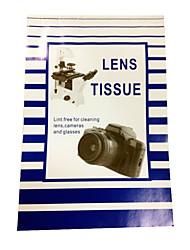 Renere Tissue for kameralinsen