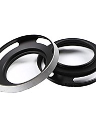 Dengpin® 40.5mm Metal Screw-in Lens Hood for Sony A5100 A6000 A5000 NEX-5RL NEX-5TL NEX-3NL NEX-6 E16-50mm Lens