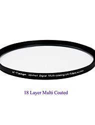 Tianya 40.5mm mc uv ultraslanke xs-Pro1 digitale muti-coating uv-filter voor sony a5100 A6000 A5000 nex-5t 5r 16-50 lens