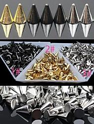 30 Neglekunst Dekoration Rhinsten Perler Makeup Kosmetik Neglekunst Design