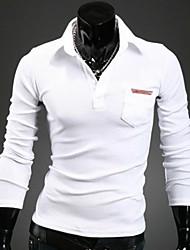 Men's Lapel Fashion Polo Shirts