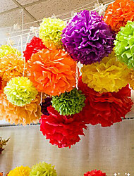 cheap -Wedding / Party / Wedding Party Mixed Material Wedding Decorations Floral Theme / Classic Theme All Seasons