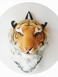 Недорогие -небольшой тигр игрушки пакет глава моделирование