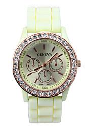 Недорогие -Линн женщин все соответствующие досуг стразами часы
