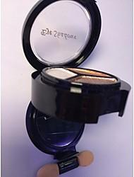 1 Øjenskyggepalette Mat / Glans Øjenskygge palet Pudder Normal