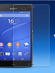 お買い得  -スクリーンプロテクター のために Sony Sony Xperia Z3 強化ガラス 1枚 ハイディフィニション(HD)