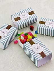 Bridal Shower / Battesimo / Laurea / Compleanno / Anniversario Party Favors e articoli da regalo-12Pezzo/Set Bomboniere scatole Nastri