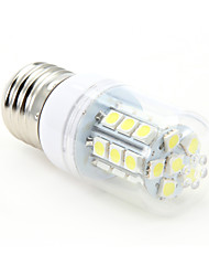 3W E26/E27 LED Corn Lights T 27 leds SMD 5050 Cold White 300-350lm 5500-6500K AC 85-265V