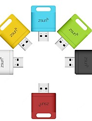 lettore di memory card microSDHC wireless zsun wifi usb per ios android e finestre