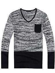 povoljno -Muškarci Chic & Moderna Pullover - Moderna, Color block