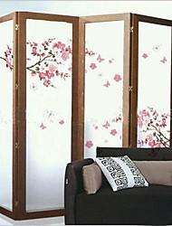 Недорогие -окружающей среды съемный персика ПВХ стикер стены