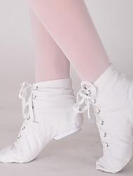 baratos -Sapatos de Dança (Preto/Vermelho/Branco) - Mulheres - Não Personalizável - Jazz