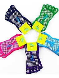 Yoga Socks Anti-skidding/Non-Skid/Antiskid Stretchy Sports Wear Women'sYoga