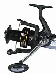billige -Fiskehjul Spinne-hjul 5.2:1 Gear Forhold+13 Kuglelejer Hand Orientering ombyttelig Havfiskeri Ferskvandsfiskere Trolling- & Bådfiskeri -