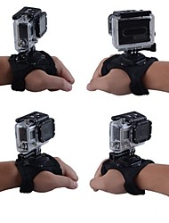 Straps Hand  Straps Mount / Holder 360° Rotation For Action Camera All Gopro Gopro 5 Gopro 4 Gopro 3 Gopro 2 Gopro 3+ ABS Nylon
