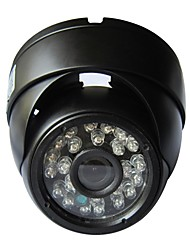 economico -dome outdoor ip camera 720p allarme e-mail notturno rilevamento del movimento p2p