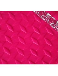 Four-C fondant prægning værktøjer kage kagerulle cupcake dekoration farve gennemsigtig, 1stk