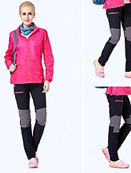 cheap -Women's Hiking Pants Outdoor Quick Dry Wearable Antistatic Breathable Limits Bacteria Softshell Pants / Trousers Bottoms Camping / Hiking