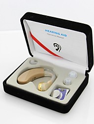 cheap -Best Sound Amplifier Adjustable Tone Hearing Aids Aid N-H Deaf Acousticon Receiver