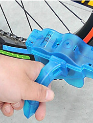 cheap -Bicycle Chain Cleaner Cycling Bike Wash Tool Mountaineer bicycle Chain cleaner Tool Kits