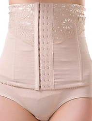 shapewear cintura cincher spandex amêndoa shaper lingerie sexy