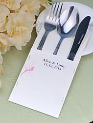 baratos -jogos de serviço do bolo de casamento de faca fontes personalizadas sacos conjunto de 10 ---- fadas