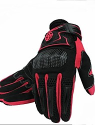 cheap -Hot! Motorcycle Glove Breathable Mesh Summer Outdoor Riding Supplies New Protective Shell Full Finger Bike Gloves
